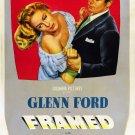 Framed (1947) - Glenn Ford  DVD