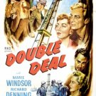 Double Deal (1950) - Richard Denning  DVD