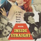 Inside Straight (1951) - David Brian  DVD