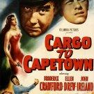 Cargo To Capetown (1950) - John Ireland  DVD