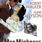 Her Highness And The Bellboy (1945) - Hedy Lamarr  DVD