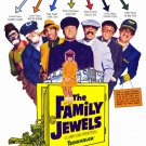 The Family Jewels (1965) - Jerry Lewis  DVD