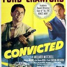 Convicted (1950) - Glenn Ford  DVD