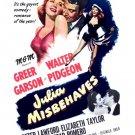 Julia Misbehaves (1948) - Walter Pidgeon  DVD