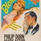 Blonde Fever (1944) - Philip Dorn  DVD