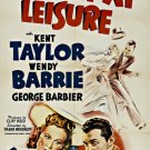 Repent At Leisure (1941) - Kent Taylor  DVD