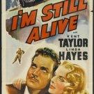 I´m Still Alive (1940) - Kent Taylor  DVD