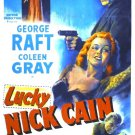 Lucky Nick Cain AKA I´ll Get You For This (1951) - George Raft  DVD