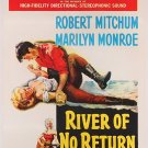 River Of No Return (1954) - Robert Mitchum  DVD