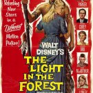 The Light In The Forest (1958) - Fess Parker  DVD