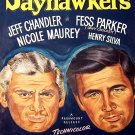 The Jayhawkers (1959) - Fess Parker  DVD