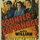 Counter-Espionage (1942) - Warren William  DVD