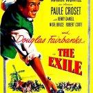 The Exile (1947) - Douglas Fairbanks Jr.  DVD