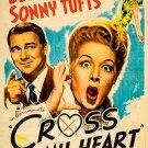 Cross My Heart (1946) - Betty Hutton  DVD