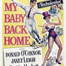 Walking My Baby Back Home (1953) - Janet Leigh  DVD