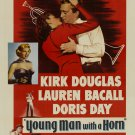 Young Man With A Horn (1950) - Kirk Douglas  DVD