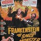Frankenstein Meets The Space Monster (1965) - James Karen  DVD