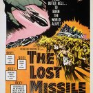 The Lost Missile (1958) - Robert Loggia  DVD