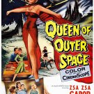 Queen Of Outer Space (1958) - Zsa Zsa Gabor  DVD