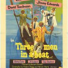 Three Men In A Boat (1956) - Laurence Harvey  DVD