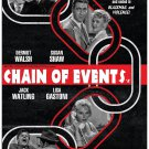 Chain Of Events (1958) - Dermot Walsh  DVD
