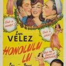 Honolulu Lu (1941) - Leo Carrillo  DVD