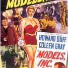Models Inc. (1952) - Howard Duff  DVD