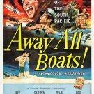 Away All Boats (1956) - Jeff Chandler  DVD