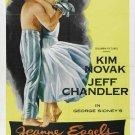 Jeanne Eagels (1957) - Jeff Chandler  DVD
