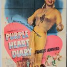 Purple Heart Diary (1951) - Frances Langford  DVD