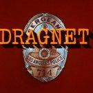 Dragnet 1966 (1969) - Jack Webb  DVD