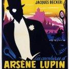 Les Aventures d'Arsène Lupin (1957) - Robert Lamoureux  DVD