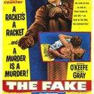 The Fake (1953) - Dennis O´Keefe  DVD