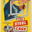 The Steel Cage (1954) - John Ireland  DVD