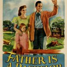 Father Is A Bachelor (1950) - William Holden  DVD
