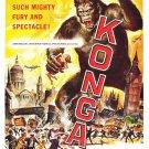 Konga (1961) - Michael Gough  DVD