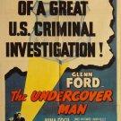 The Undercover Man (1949) - Glenn Ford  DVD