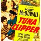 Tuna Clipper (1949) - Roddy McDowell  DVD