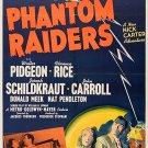 Phantom Raiders (1940) - Walter Pidgeon  DVD