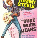The Duke Wore Jeans (1958) - Tommy Steele  DVD