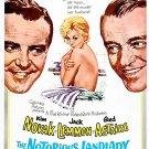 The Notorious Landlady (1962) - Jack Lemmon  DVD