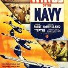 Wings Of The Navy (1939) - John Payne  DVD
