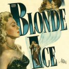 Blonde Ice (1948) - Robert Paige  DVD