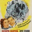 That Midnight Kiss (1949) - Mario Lanza  DVD