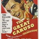The Great Caruso (1951) - Mario Lanza  DVD