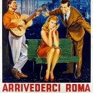 Arrivederci Roma AKA Seven Hills Of Rome (1958) - Mario Lanza  DVD