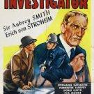 Scotland Yard Investigator (1945) - Erich von Stroheim  DVD