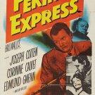 Peking Express (1951) - Joseph Cotten  DVD