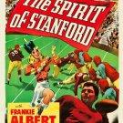 The Spirit Of Stanford (1942) - Frankie Albert  DVD