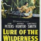 Lure Of The Wilderness (1952) - Jeffrey Hunter  DVD